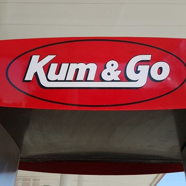 Photo taken at Kum & Go by Aaron E. on 10/25/2015