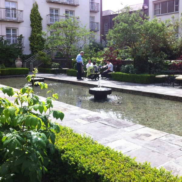 Photo taken at Merrion Hotel by Elish B. on 6/3/2013