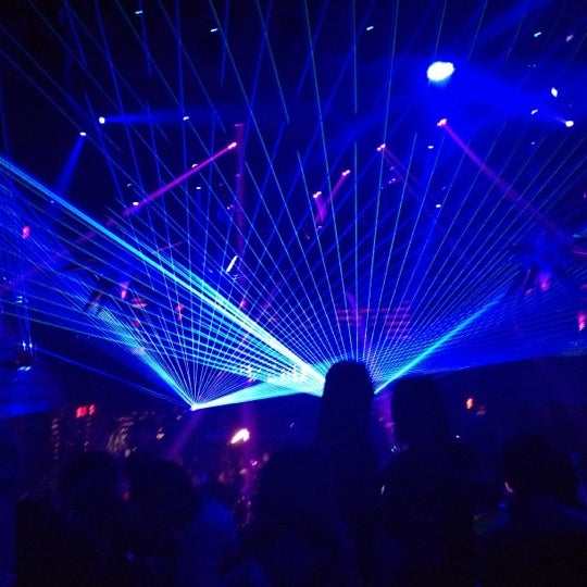 Photo taken at LIV Miami by Katie R. on 1/19/2013