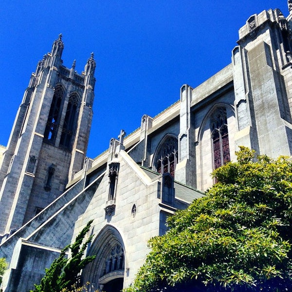 Photo taken at St. Dominic's Catholic Church by Mighty T. on 6/21/2015