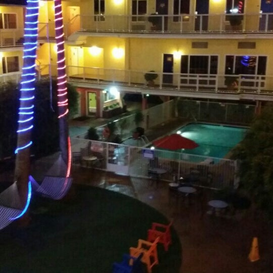 Photo taken at Hotel del Sol by Robert K. on 5/26/2015