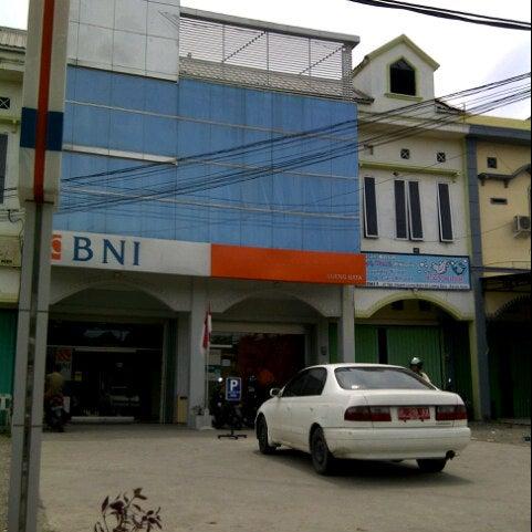 BNI cabang Lueng Bata - Bank