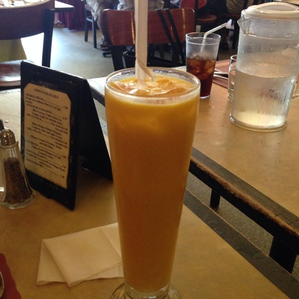 Photo taken at Jackson Diner by Sherry T. on 7/12/2014