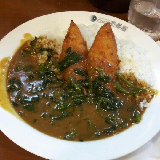 Photo taken at CoCo壱番屋 渋谷区宇田川町店 by Katsunori K. on 5/13/2016