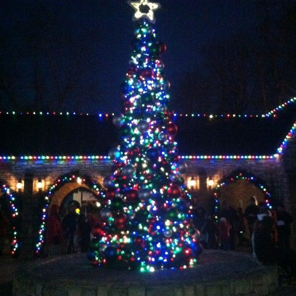 Photo taken at Busch Gardens Williamsburg by Angie J. on 12/22/2012