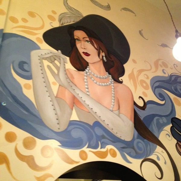 Photo taken at Goorin Bros. Hat Shop by Terri G. on 1/5/2013