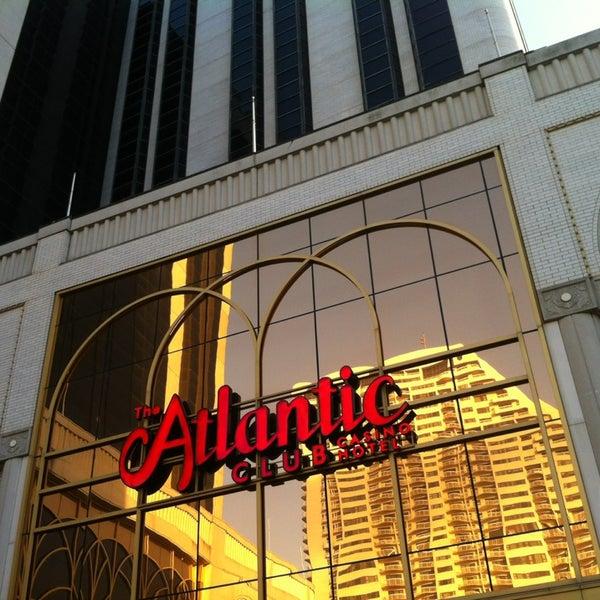 Photo taken at Atlantic Club Casino Hotel by Anthony M. on 4/18/2013