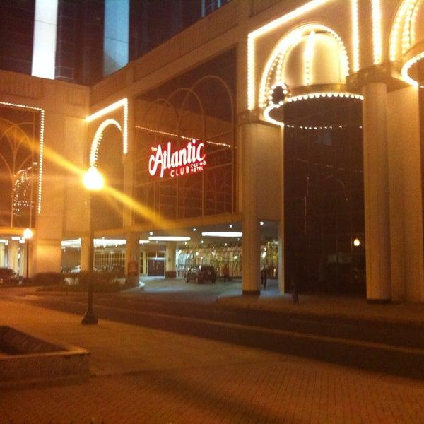 Photo taken at Atlantic Club Casino Hotel by Anthony M. on 10/19/2013