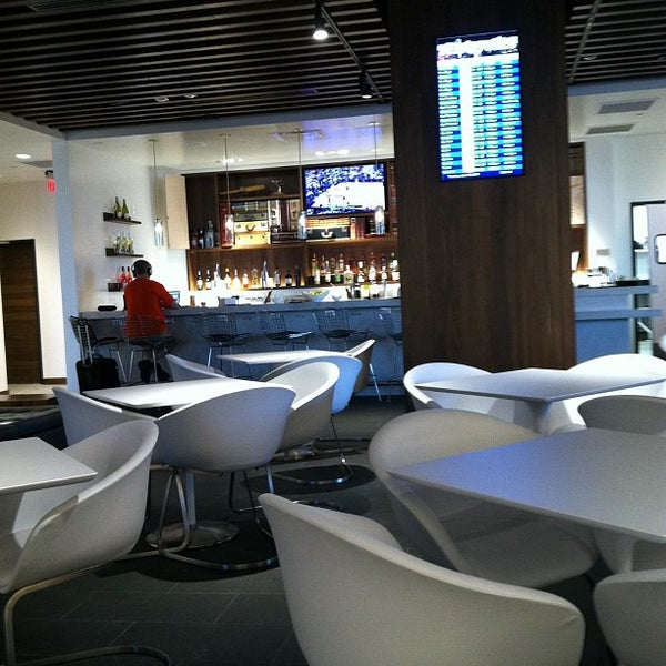 Photo taken at The Centurion Lounge by American Express by AJ L. on 6/19/2013