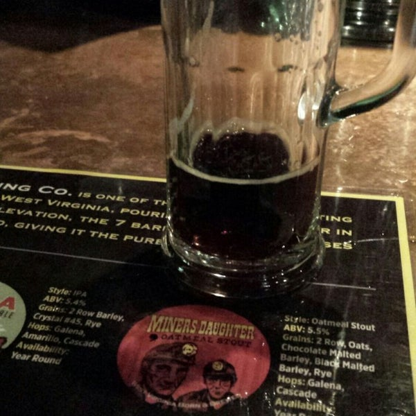 Photo taken at Mountain State Brewing Co. by Scott M. on 9/24/2016