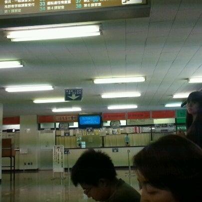 鮫洲運転免許試験場