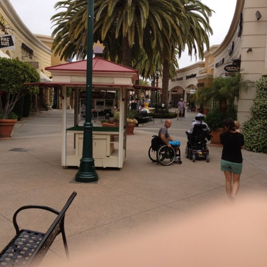 Photo taken at Carlsbad Premium Outlets by Anei M. on 5/17/2012
