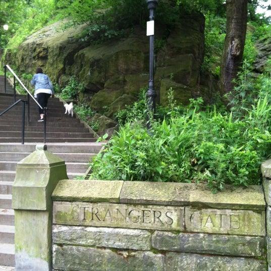 West Central Park: Strangers' Gate