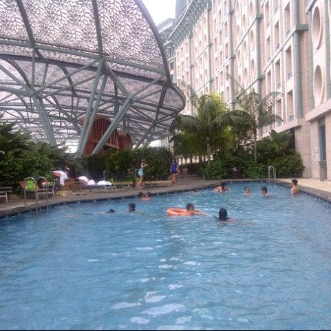 Swimming Pool Hotel Michael