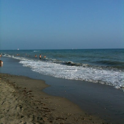 Photo taken at Ostia by Gianluca D. on 7/29/2012