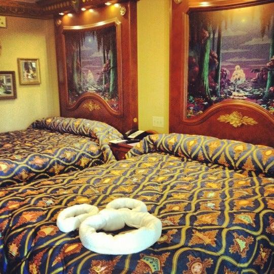 Photo taken at Disney's Port Orleans Riverside Resort by Benjamin S. on 5/5/2012