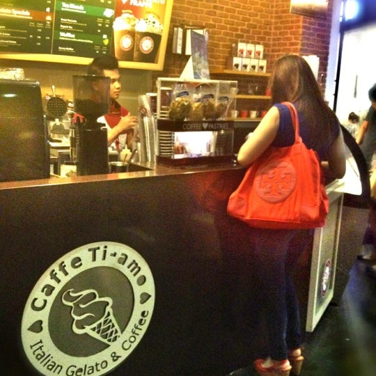 Photo taken at Caffè Ti-amo by Jesson L. on 6/9/2012