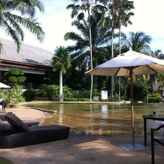 Photo taken at Cyberview Lodge Resort & Spa by Azhar A. on 11/27/2011
