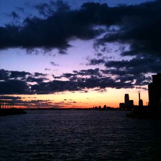 Photo taken at Brooklyn Bridge Park - Pier 6 by Diego Z. on 8/12/2011