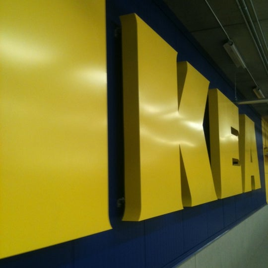 Photo taken at IKEA Centennial by Charlie on 11/12/2011