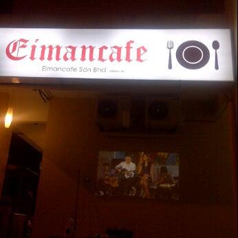 Photo taken at Eimancafe by Sacha R. on 1/15/2012