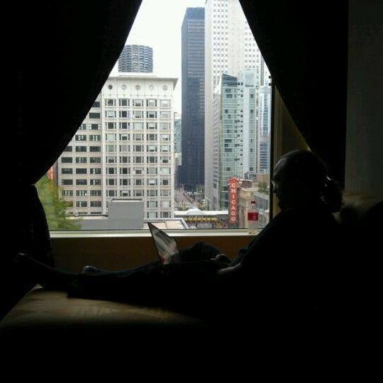 Photo taken at Hotel Burnham by Kevin B. on 9/10/2011