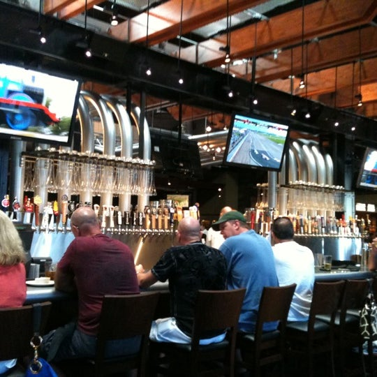 Photo taken at Yard House by Ryan G. on 7/23/2011