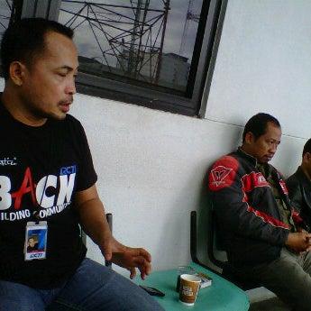 Photo taken at BBC WILDZONE - Studio 1 RCTI by Gulfi M. on 1/15/2012