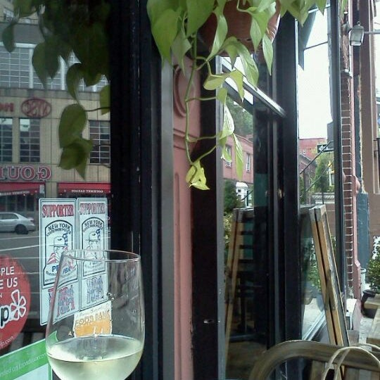 Photo taken at Cafe Condesa by Siyun F. on 8/19/2012