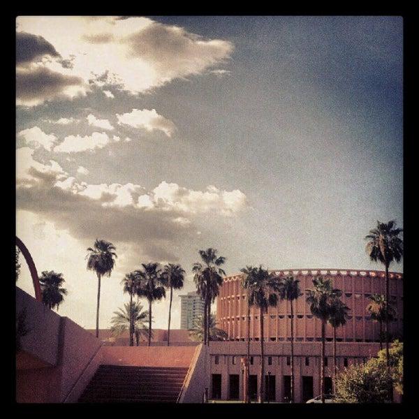 Photo taken at ASU Gammage by Robert M. on 7/31/2012