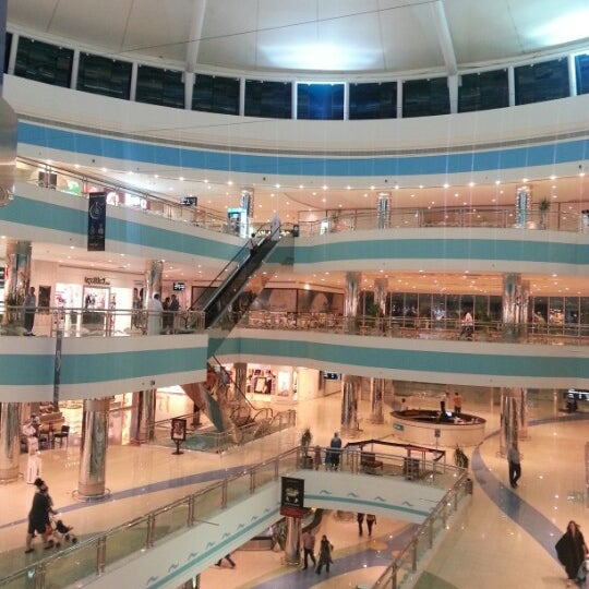 Photo taken at Mushrif Mall by H A. on 9/10/2012