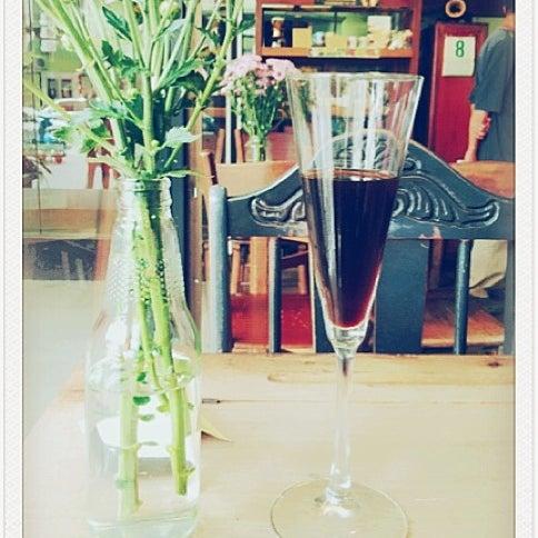Photo taken at Typica Café by Winnderful on 6/8/2012
