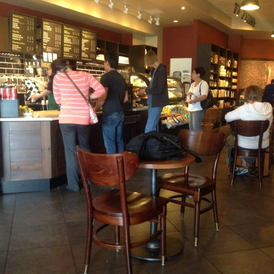 Photo taken at Starbucks by Steve B. on 8/18/2012
