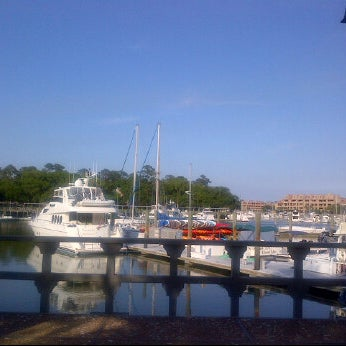 Photo taken at Shelter Cove Marina by nickie e. on 4/28/2012