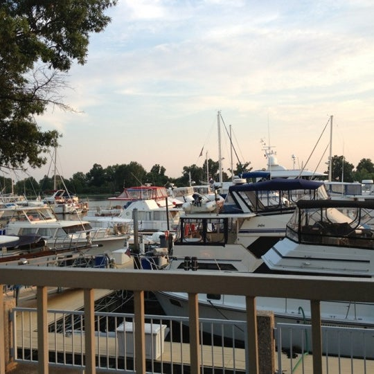 Photo taken at Phillips Seafood by Dawn J. on 7/17/2012