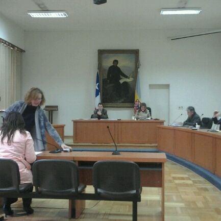 Photo taken at Municipalidad de San Bernardo by Ilustre Municipalidad S. on 8/18/2011