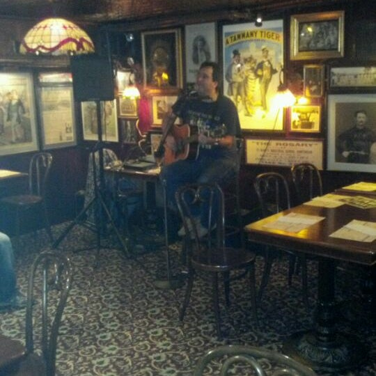 Photo taken at The Irish Pub by Brigette D. on 10/21/2011