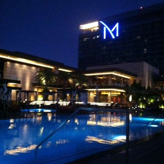 Photo taken at The M Resort Spa & Casino by Jeff J. on 8/7/2011