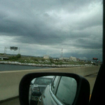 Photo taken at HRBT by Sandy N. on 8/11/2012