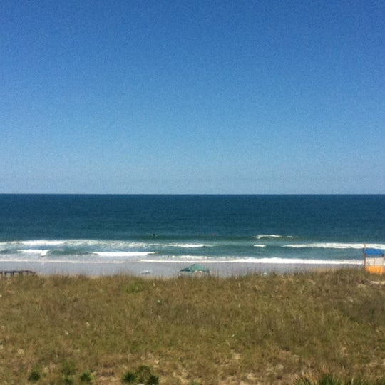 Photo taken at Carolina Beach by Suzanne on 7/18/2011