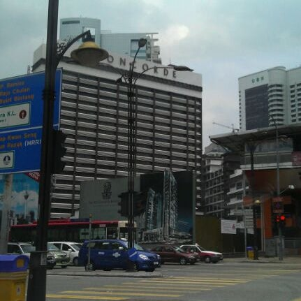 Photo taken at Concorde Hotel by Jeyaendra T. on 10/2/2011