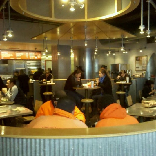Photo taken at Chipotle Mexican Grill by Gary D. on 1/20/2012