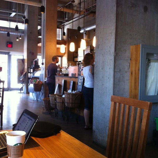Photo taken at Starbucks by Sacha T. on 8/26/2012