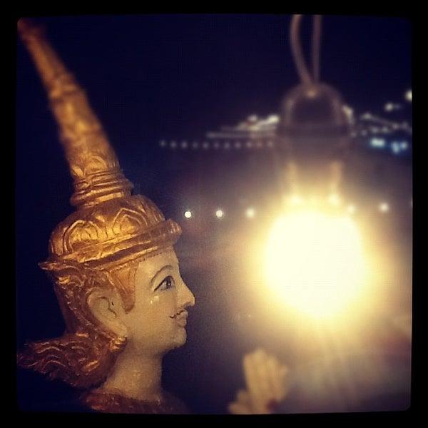 Photo taken at หน้า ม.มหิดล ศาลายา by Ekkarat R. on 8/12/2012