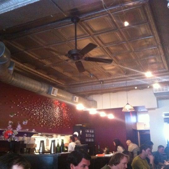 Photo taken at Lula Café by Elise M. on 3/24/2012