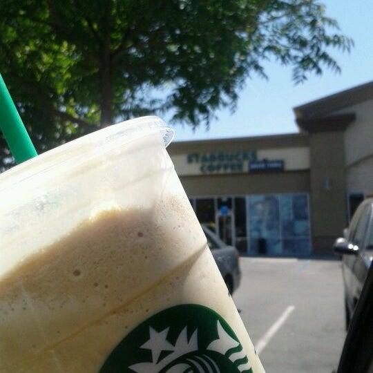 Photo taken at Starbucks by MaMoosie M. on 5/21/2012