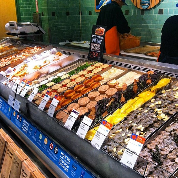 Photo taken at Whole Foods Market by Victor A. on 6/19/2012