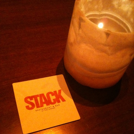 Photo taken at STACK Restaurant & Bar by Gahlord D. on 3/19/2011