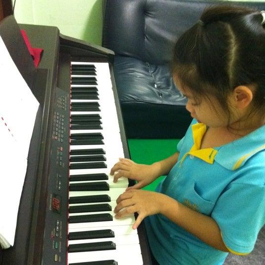 Photo taken at B-star-Music School by Modzillaz T. on 2/24/2012