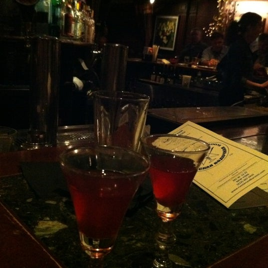 Photo taken at Russian Vodka Room by Maria S. on 6/6/2012